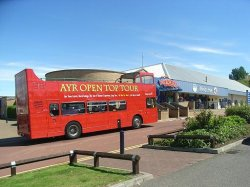 Ayr 123 Holidays Craig Tara Caravans to rent for sale Ayrshire