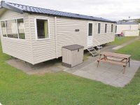 Greenan Village 13 - 3 Bedroom Caravan Rental @ Craig Tara