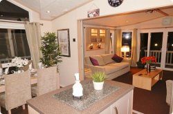 Craig Tara Kintyre View 207 - 2 Bedroom Lodge to hire KV207
