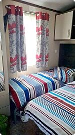 Bay View 418 - 2 Bedroom Caravan Rental Craig Tara - Click Image to Close